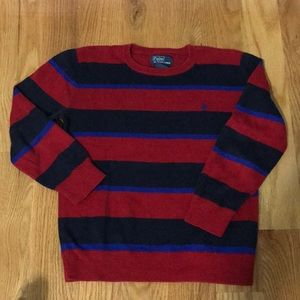Boys Ralph Lauren sweater